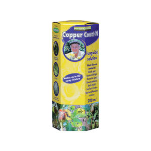 Margaret Roberts Copper Count-N Fungicide Solution 200ml