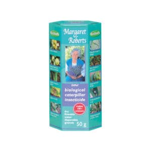 Margaret Roberts Biological Caterpillar Insecticide 50g