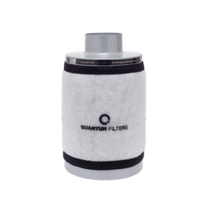 Quantum Activated Carbon Filter 100mm