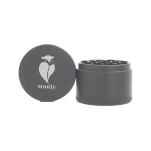 Zoot Grind – Charcoal Ceramic Coated 4 Piece