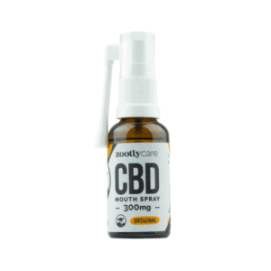 Zootly Broad Spectrum CBD Oil 300mg