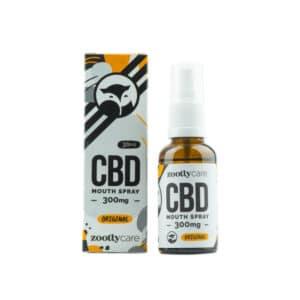Zootly Broad Spectrum CBD Oil 300mg