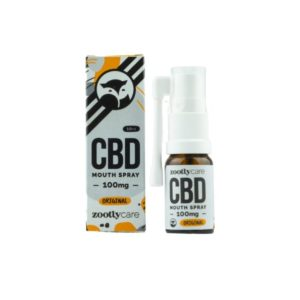 Zootly Broad Spectrum CBD Oil 100mg