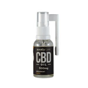 Zootly Broad Spectrum CBD Oil 600mg