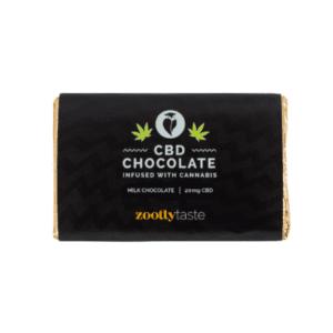 Zootly CBD Chocolate 20mg